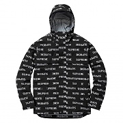 3M Reflective Repeat Taped Seam Jacket - Black