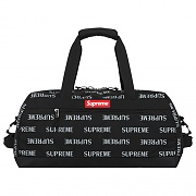 3M Reflective Repeat Duffle Bag - Black