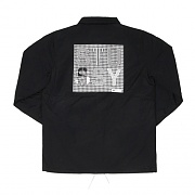 INTL. COACH JACKET-BLACK