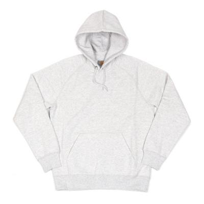 (I015897) HOODED CHASE SWEATSHIRT-ASH HEATHER
