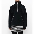 Sacky Anorak Jacket -BLACK