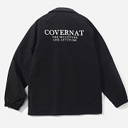 16A/W COACH JACKET-BLACK