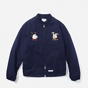 16A/W DRIZZLER JACKET-NAVY