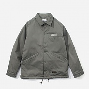 16A/W BOA COACH JACKET-GREEN