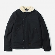 FW N-1 DECK JACKET-BLACK