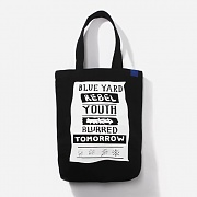 16A/W POSTER ECO BAG-BLACK