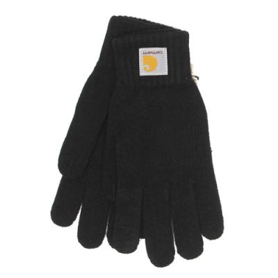 (I021756)WATCH GLOVES-BLACK