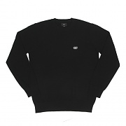 (151000036)NEW TIMES DRIFTER SWEATER-BLK