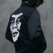 (121800234)CREEPER GRAPHIC JACKET-BLK