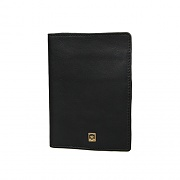 (100310089)VANDAL PASSPORT WALLET-BLK