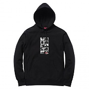Sumo Hooded Sweatshirt - Black