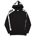 LARGE UP HOOD BLACK