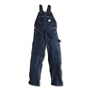 (R08)M DENIM BIB OVERALLS-DENIM