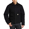 (J002)M DUCK TRADITIONAL JACKET-BLK