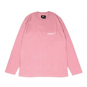PANEL CREW JERSEY-PINK