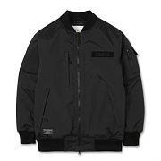 1617 DIMITO MA-1 JACKET B.BLACK