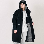 HAMMER BENCH COAT-black (12/16 예약배송)