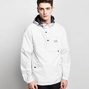 ADAPT PACKABLE ANORAK-WHT