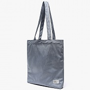 SUEDE ECO BAG (LIGHT GREY)