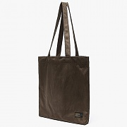 SUEDE ECO BAG (OLIVE)