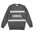 DIGNIFIED CREW SWEATSHIRTS(1570113)-GRY