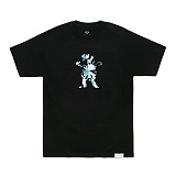 SIMPLICITY BEAR GRIZZLY TEE-BLK
