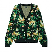(151010012)PARADISE CARDIGAN SWEATER-BKM