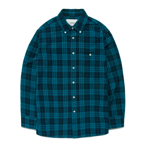 TARTAN CHECK SHIRTS GS [EMERALD](GSVS21)