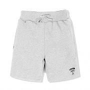 OG LOGO SWEAT SHORTS - GRAY