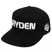 3DIMENSION LOGO SNAPBACK - BLACK