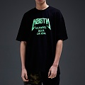 [NYPM] ULTIMATE TEE (BLK-GREEN)