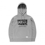 THIEF HOODIE GS-GRAY