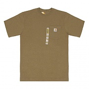 (K87) 포켓반팔티 POCKET WRK T-SHIRT-BARREL HEATHER (219)
