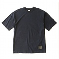 Simple Short Sleeve T-shirt_Navy