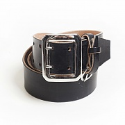 5# 40s strongman belt - silver