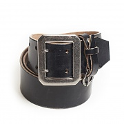 6# 40s strongman belt - gray