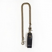 9# heavy chain - brass