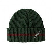 STRIPE WATCH CAP_GREEN