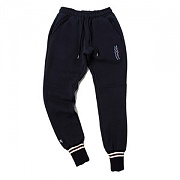 ANKLE BAND SWEAT PANTS_NAVY