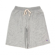 FRENCH TERRY SHORT-OXFORD GREY