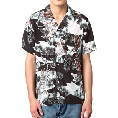 FALCON SHIRT-BLK