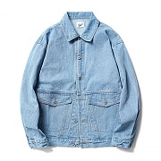 2nd Denim Washing Jacket