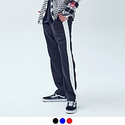 JERSEY LINE TRACK PANTS