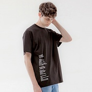 THE FIRST DAY TEE-BLACK