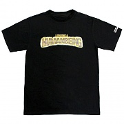 BLING LOGO TEE-BLACK