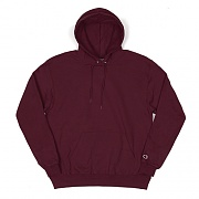 (S700) DOUBLE DRY ECO FLEECE HOOD-MAROON