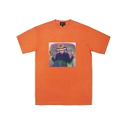 TRIPSHION ALCHOL CHILD T-SHIRTS - ORANGE