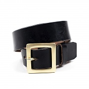 104# SQUARE BELT - BRASS