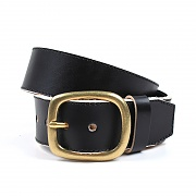 107# original heavy belt - black