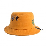 DAY OFF BUCKET HAT_MUSTARD